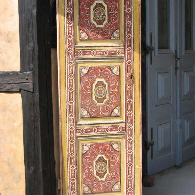 Malované dveře 180cm x 60cm 2